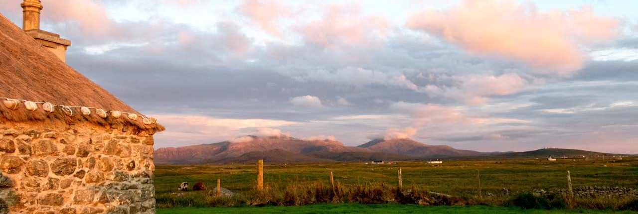 Self Catering Accommodation, South Uist