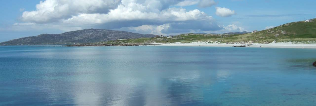 South Uist looking towards Eriskay