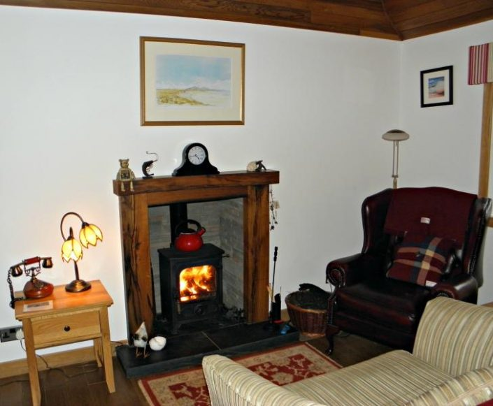 :uxury Self Catering Accommodation, Uist Holiday Cottage