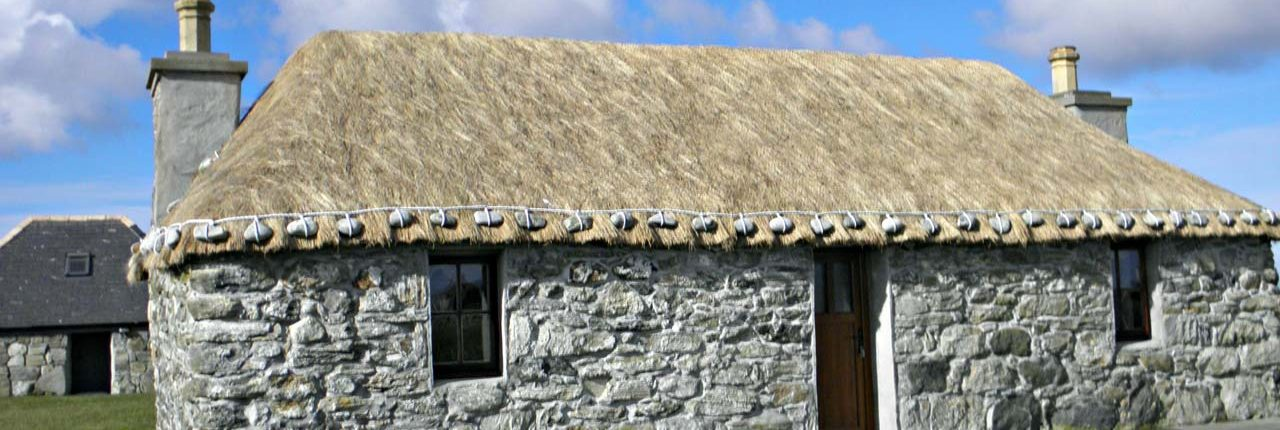 Traditional croft