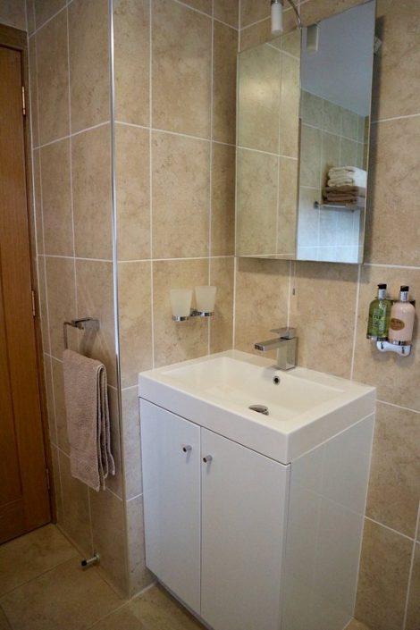 Bathroom Uist Holiday Cottage