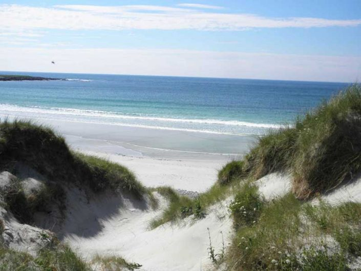 Beach Outer Hebrides